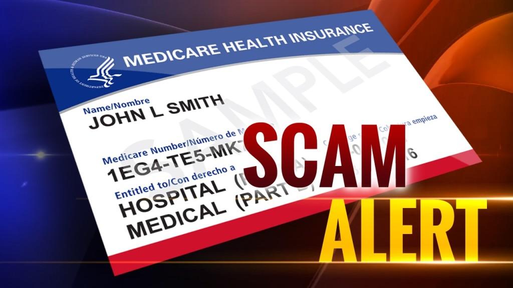 Medicare Card Scam Alert