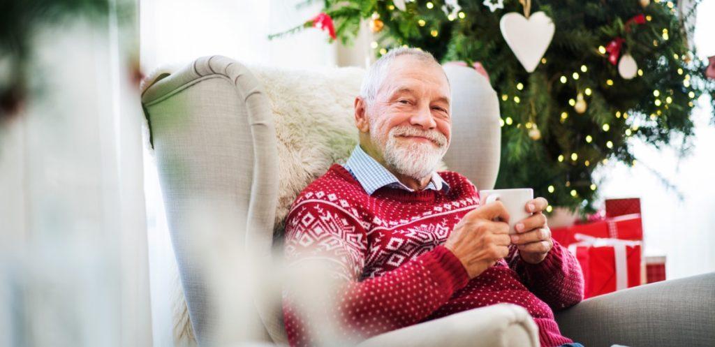 elderly and holidays